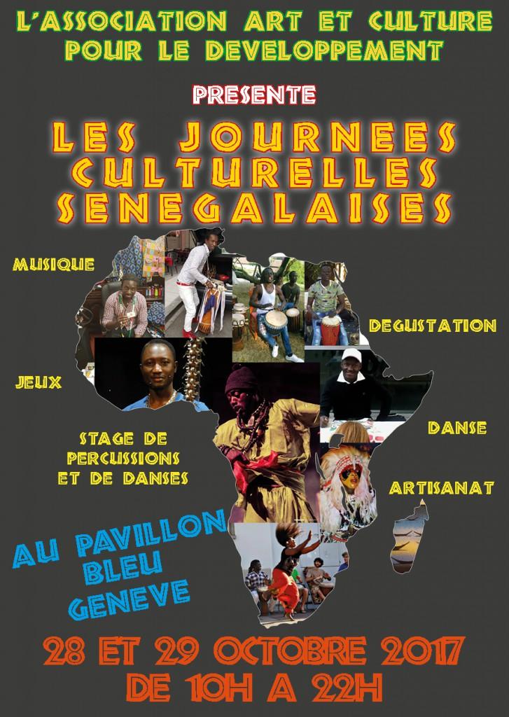 Flyer Journee culturelle africaine