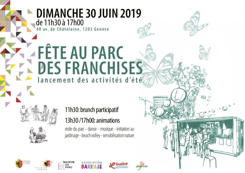 Salon d'été invitation 30 juin 2019