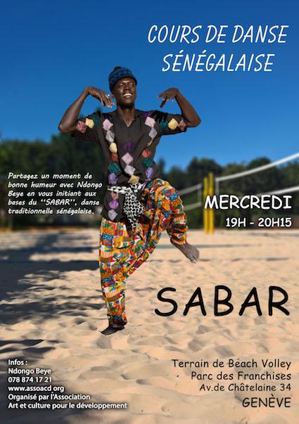 Danse Sabar